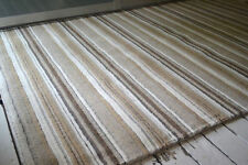 Striped Rectangle Contemporary Rugs