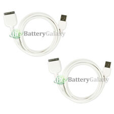 2 USB Charger Data Sync Cable for The NEW TAB TABLET Apple iPad 3 3rd Gen HOT!