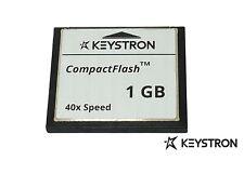 1GB 1 GB COMPACT FLASH CF MEMORY Card for FOSTEX MR-8 MKII MK2 DP-02CF