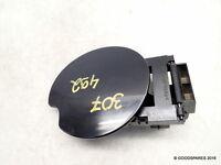 Fuel Cap Cover-Black Exl-(ref.492)-07 Peugeot 307 mk2 SW 1.6 Hdi estate