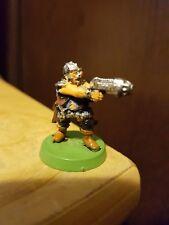 Underhive Scum with Plasma Pistol NECROMUNDA Citadel Miniature
