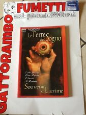 """Sandman Le Terre Del Sogno """"souvenir E Lacrime"""" Magic Press Edicola"""