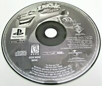PS1 Crash Bandicoot: Warped (PlayStation ,1999) Loose Disc Only Greatest Hits!