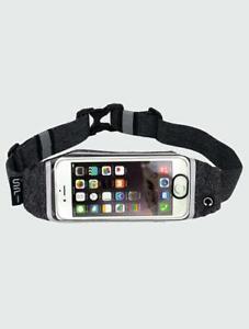 SPIbelt Running Belt with Window iPhone XS or Galaxy S9