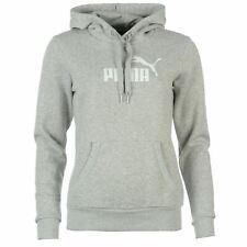Puma No1 Logo Hoody Hoodie Top Womens Ladies