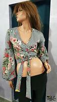 Denny Rose maglia incrociata art. 811DD60006 collezione primavera-estate 2018