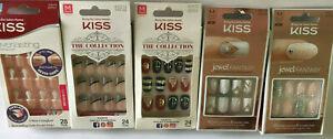 Kiss False Nails Jewel Fantasy/ The Collectiion/ Kiss Everlasting - Choose