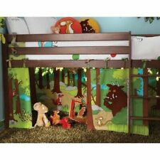 Izziwotnot The Gruffalo Playhouse Canopy Curtains - BSR4180