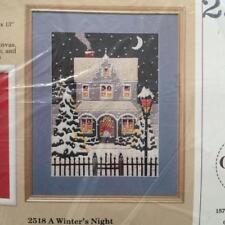 The Creative Circle Kit # 2518 A Winters Night Diane Sage