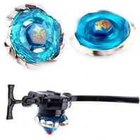 Beyblade 4D/5D Fusion Spinning Top Metal Master Rapidity Fight Toy W/ Launcher.