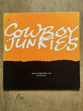 COWBOY JUNKIES -CD - 4 Tracks - Special Promotional Item - dead flowers, take me