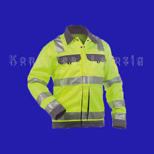 DASSY Lima Warnschutz Winterjacke Warnjacke Warnschutzjacke Workwear Herren