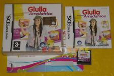 GIULIA PASSIONE ARREDATRICE Nintendo Ds Versione Ufficiale Italiana »»» COMPLETO