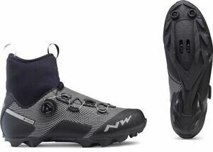 Northwave Celsius XC GTX Winter MTB Fahrrad Schuhe schwarz reflective 2021