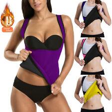 Hot sudor Sauna Body Shaper Mujer Chaleco Thermo Neopreno CINTURA ENTRENADOR ADELGAZAMIENTO