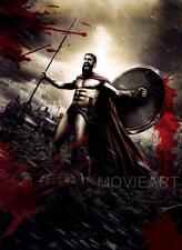 300 TEXTLESS MOVIE POSTER  FILM A4 A3 ART PRINT CINEMA