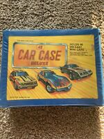 Vintage Tara Toy Corp. 48  Case Deluxe with 48 car Vintage Cars Included!