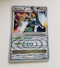 Arceus lv. X 94/99 pokemon platinum ultra rare