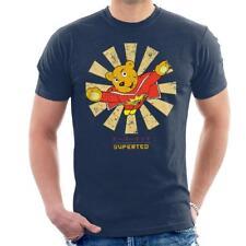 SuperTed Rétro Japonais tee-shirt Homme