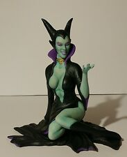 Sexy Maleficent Pin Up Style Resin Figure Model Kit