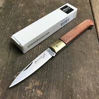 Antonini Caltagirone 420 Stainless Kotib Wood Handle Folding Pocket Knife 91720