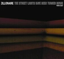 SEALED ! The Street Lights Have Been Turned Down * by Zillionaire (CD, May-2010