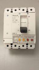 Moeller Main Switch,  NZMN2-4-VE100  4-pole 100A 50KA
