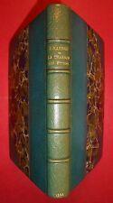 Jean RAMEAU, La chanson des étoiles (Paris, Ollendorff, 1888). Edition originale