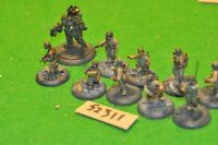 28mm secrets of the third reich WW2 US 10 infantry metal (as photo) (52311)