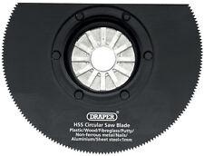 véritable Draper ARS Lame de scie circulaire 85mm diamètre x 18tpi 26075