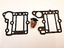 """Thermostat & gasket for Yamaha 4hp 2 stroke  outboard """"6e0"""" new"""