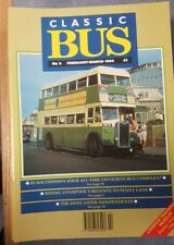 Classic Bus No 9 February - March 1994