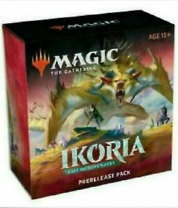 Magic The Gathering: Ikoria Lair of Behemoths Prerelease Kit Sealed