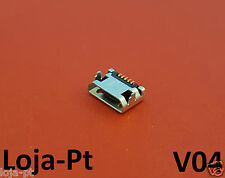 V04 - Micro USB Charging Port DC Power Socket 5 Pin for Fix Phones and Tablets