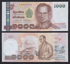 Tailandia - Thailand  1000 Baht  ND 2005-2015   Pick 115(11)  SC = UNC