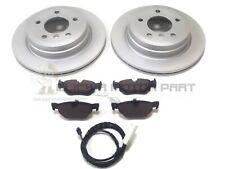 SET FOR BMW X1 x s DRIVE 18 20D 09/> FRONT DELPHI BRAKE DISCS 312mm PADS KIT