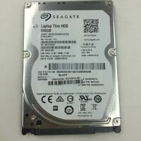 "2.5"" Seagate Thin HDD 500GB 32Mb C, Sata-3 6Gb/s, 7200RPM, Ultrabook, ST500LM021"