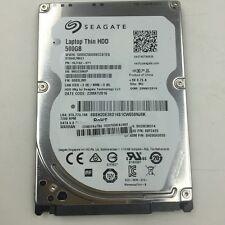 """2.5"""" Seagate Thin HDD 500GB 32Mb C, Sata-3 6Gb/s, 7200RPM, Ultrabook, ST500LM021"""