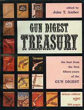 Collector Book Gun Digest Treasury 1961