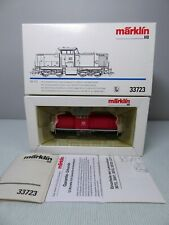 Marklin HO Gauge BR 212 Diesel Loco Ref 33723 Delta Digital  Set Up DCC Boxed