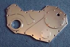 POLISHED Dodge Cummins Billet Front Timing Gear Cover (SS hardware included)