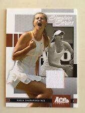 Maria Sharapova 2005 Ace Authentic Signature Series Dress Costume Swatch Relic