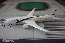 Gemini Jets El Al Israel Boeing 787-9 in New Color Diecast Model 1:400