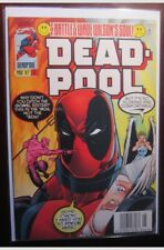 DEADPOOL #5, Marvel Comics, First Print, NM shape, (1997)