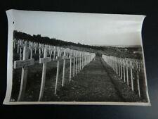ww1 Guerre 14-18 cimetière Américain de Glorieux à Verdun photo J. Patras