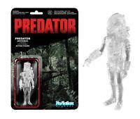 NEW Funko Alien Vs Predator 3 3/4 Stealth / Invisible Predator ReAction Figure