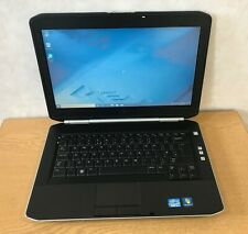 "Dell Latitude E5420 Laptop Intel i5 2.5GHz 4GB Ram 250GB HD DVDRW 14"" Win 10 Pro"
