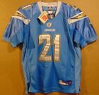 SAN DIEGO CHARGERS LADANIAN TOMLINSON NFL JERSEY