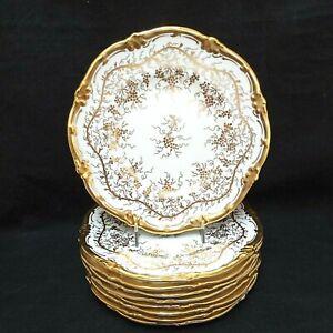 ❤  Royal Cauldon KINGS PLATE Bread Plate 6 1/4 Inches