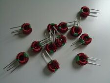 Inductor 12 PCS Toroid Core Inductor Wire Wind Wound 0.7mH 2.5A 600VAC New